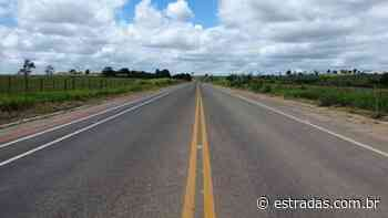 Novo trecho da ES-320 entre Ecoporanga e Ponto Belo é liberada ao tráfego - Estradas