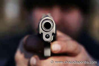 Sáenz Peña: a punta de pistola asaltan a repartidor ladrillero y le roban $80 mil en efectivo - Chaco Dia Por Dia