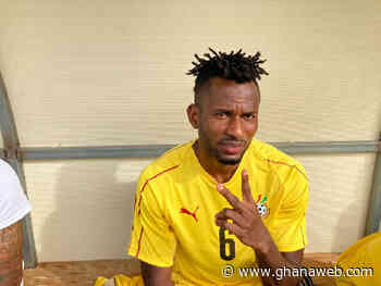 Emmanuel Lomotey ruled out again as Amiens SC host FC Chambly - GhanaWeb