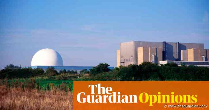 Ministers would be wise to play for time before ordering Sizewell C | Nils Pratley
