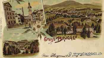 Als das Tram durchs Dorf rumpelte: Ein Kalender widmet sich dem St.Galler Stadtteil Bruggen | St.Galler Tagblatt - St.Galler Tagblatt