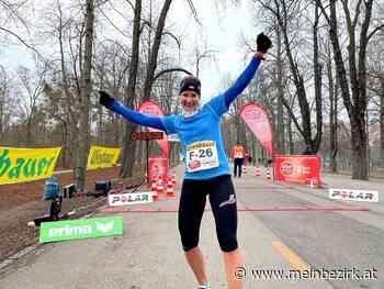 LAC Nationalpark Molln: Sigrid Herndler gewinnt OÖ Landesmeistertitel im Marathonlauf - meinbezirk.at
