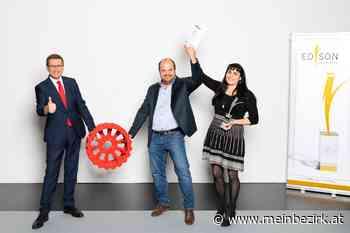 EDISON der Preis: Findige Idee aus Molln wurde ausgezeichnet - meinbezirk.at