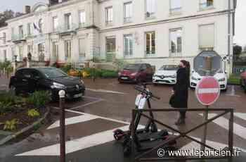 Cent trottinettes électriques Bird en libre-service à Viry-Chatillon - Le Parisien