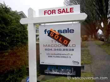 B.C. real estate: Markets outside Vancouver driving detached home sales