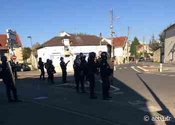 Echauffourées entre jeunes et policiers devant le lycée André-Malraux à Montataire - actu.fr