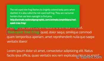 12+ JavaScript Tooltip Design Examples
