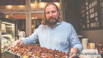 In der Pralinenküche mit dem Grünen-Fraktionschef: Hofreiters Schokoladenseite - DER SPIEGEL