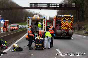Trois blessés graves sur l'A13 au niveau de Vaucresson - Le Parisien