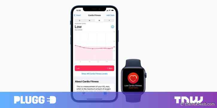 How the Apple Watch's VO2 max score helps measure your cardio activity