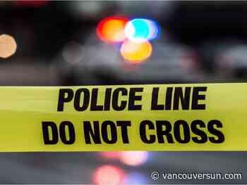Pedestrian struck in South Surrey