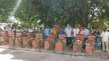 Familias rurales de El Pital recibieron materiales para hornillas ecoeficientes - Noticias