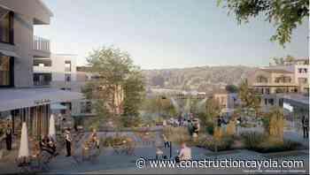 Citallios repense le coeur de ville de La Celle Saint-Cloud - Construction Cayola
