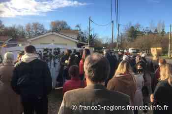 Double meurtre d'Izon : une marche pour ne pas oublier Sylviane et Jean-Claude Muller - France 3 Régions
