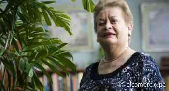 """Martha Hildebrandt: el significado de """"Puquio"""" - El Comercio"""