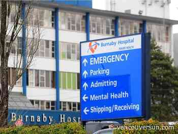 COVID-19: New outbreak declared at Burnaby Hospital