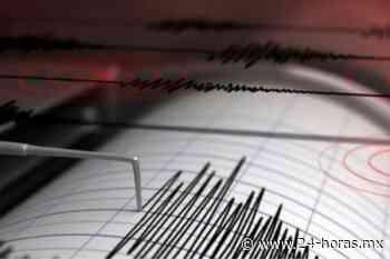 Se registra sismo magnitud 2.2 en Ciudad General Escobedo, Nuevo León - 24 HORAS
