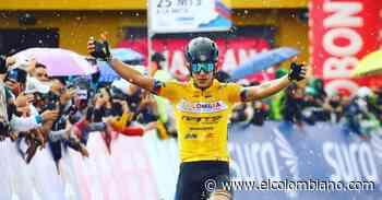 Soto sorprendió en Guasca; Gil sigue liderando - El Colombiano