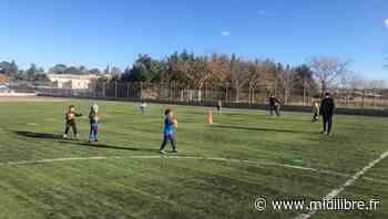 Poussan : l'école de football retrouve les terrains - Midi Libre