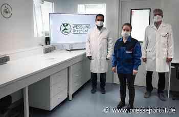 Eignungstest im Labor: Darf meine Verpackung auf den Kompost? / WESSLING GreenLab eröffnet - Presseportal.de