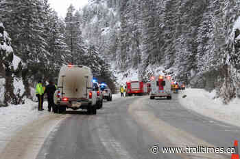 South Slocan woman killed in Friday crash - Trail Times