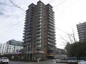 Vancouver real estate: Commercial investment down 22 per cent