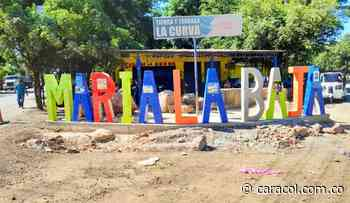 Polémica en María La Baja por construcción de letrero como atractivo - Caracol Radio