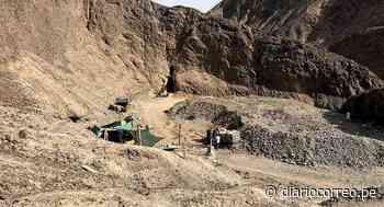 Golpe a los campamentos mineros en Palpa - Diario Correo