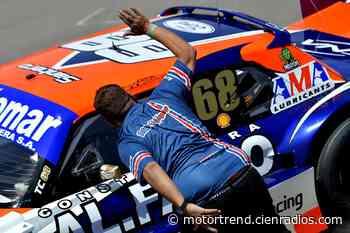 Santero y una victoria que le trajo alegría al Alifraco Sport - Motor Trend