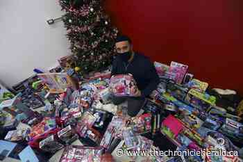 'Ceddy the Barber' giving back with toy drive in Cole Harbour - TheChronicleHerald.ca