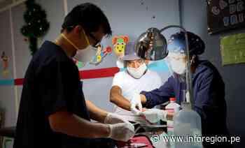 Satipo: Jornada médica benefició a 6564 ciudadanos - INFOREGION