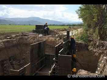 Nuevos recursos para el Distrito de Riego Tesalia - Paicol - Diario del Huila
