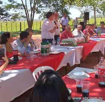 Cartes participó de cumpleaños en Arroyos y Esteros sin cumplir protocolos sanitarios - Nacionales - ABC Color