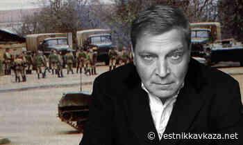 "Georgi Nevzorov: ""During the first Karabakh war, Pskov paratroopers fought for Armenians who hired them"" - vestnik kavkaza"