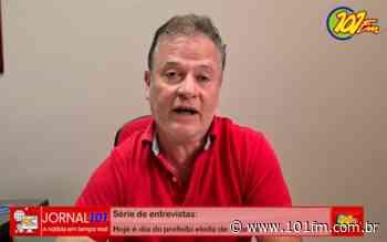 GUARIBA: Jornal 101 segue série especial e conversa nesta segunda-feira, 14, com o prefeito eleito de Guariba, Celso Romano (PSDB) - Rádio 101FM