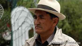 Alcalde de Caquiaviri cumplirá detención preventiva en Patacamaya - Diario Pagina Siete