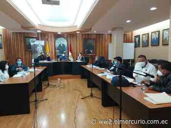 La Municipalidad de Azogues destina USD 18 millones para obras y proyectos | Diario El Mercurio - El Mercurio (Ecuador)
