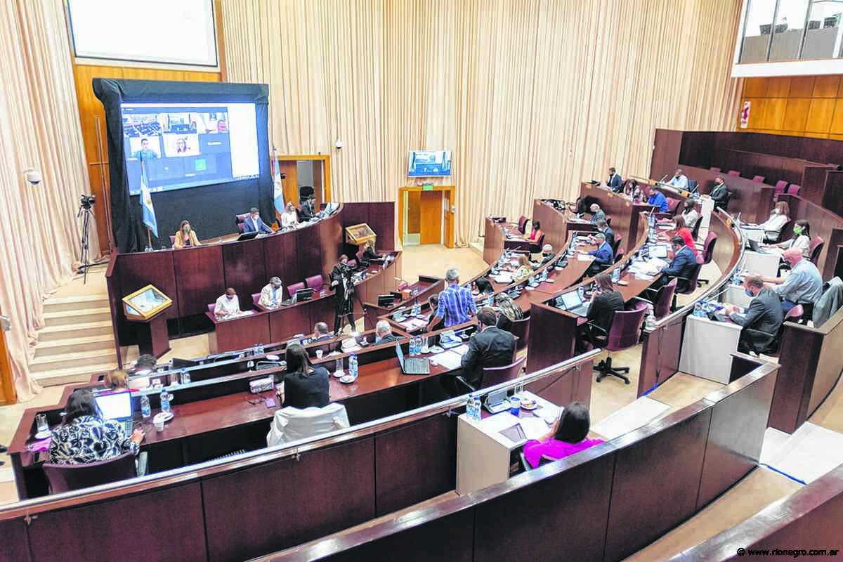 Presupuesto 2021, zaraza con z - Diario Río Negro