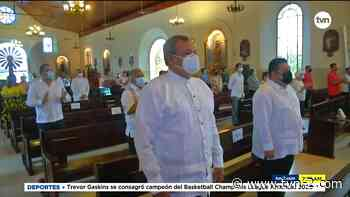Rinden honores a la patria en Santiago de Veraguas - TVN Panamá