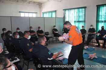 Vargem Grande Paulista: Guarda Municipal participa de Qualificação Profissional - Portal Oeste Paulista