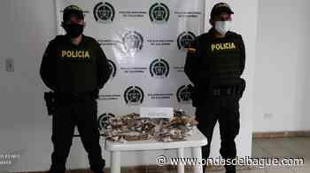 Autoridades incautaron varios kilos de pólvora en Natagaima, Dolores y Saldaña - Ondas de Ibagué