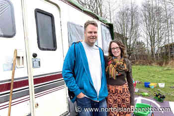 Eviction blocked, Vancouver Island family allowed to live in motorhome - North Island Gazette