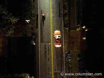 Homeless man, 40, seriously injured when struck by car north of Vancouver - The Columbian
