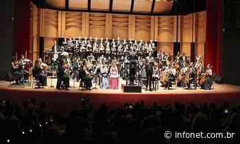Teatro Tobias Barreto reabre com Concerto Natalino da Orsse - Infonet