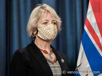 COVID-19: B.C. health officials confirm 692 new cases, 24 deaths, 409 vaccinations