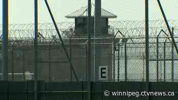 Inmate dies at Stony Mountain Institution on Tuesday - CTV News Winnipeg
