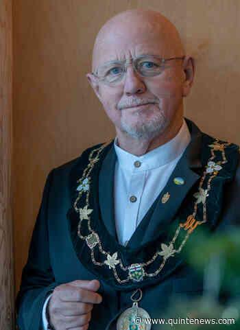 RELEASE: Trent Hills Mayor sworn in as Northumberland County warden - Quinte News