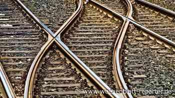 Kreimbach-Kaulbach: Gefährliche Bahngleise: Risikofreudige Ausflügler on Tour - Wochenblatt-Reporter