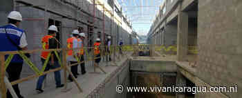 Hospital primario de Ocotal registra 41% de avance en construcción - VIva Nicaragua Canal 13
