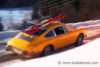 It's Time to Add This Ski-Rack Porsche 911 to the Movie-Car Hall of Fame - InsideHook